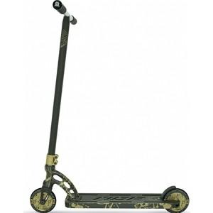 Самокат трюковой Madd Gear MGP VX9 NITRO SCOOTER (4.8 x 20 inch) (черно-золотой)
