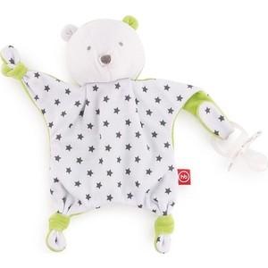 Игрушка-держатель для пустышки Happy Baby 11023