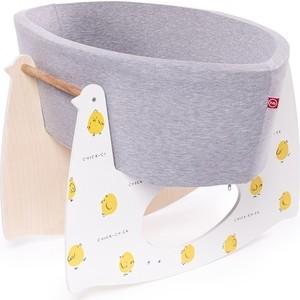 цена Люлька детская Happy Baby MILLY в наборе с качалкой MILLY SWING онлайн в 2017 году