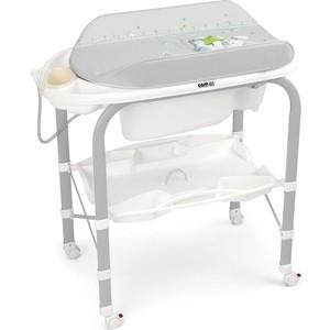 Столик пеленальный Cam КАМБИО серый/зайчик GL001044395