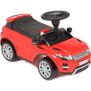 Каталка Chilok BO Z348 RED Land Rover Range Rover Evoque красный GL000284044 дефлекторы окон skyline land rover range rover evoque 5d 2011 4 шт