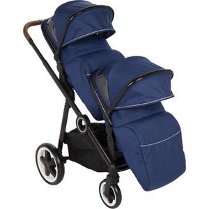 Коляска прогулочная для двойни McCan M-11 (СИНИЙ) GL000988652 рюкзак мужской quiksilver everydaypostemb m eqybp03501 bng0 королевский синий