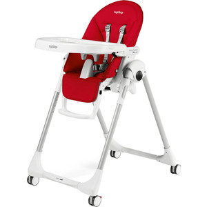 Стульчик для кормления Peg-Perego PRIMA PAPPA FOLLOW ME FRAGOLA (красный) GL000880651