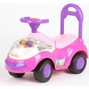 цена на Каталка Tolocar отделение для игрушек 46*66.5*30 см (розовый) 90100007313