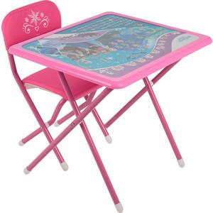Набор мебели Дэми Холодное сердце (бел/роз) GL000868671