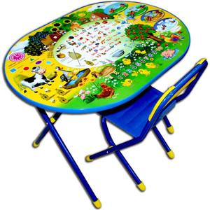 Набор мебели Дэми Овал - Веселая ферма 000so-20444