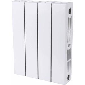 Радиатор отопления RIFAR SUPReMO 350 4 секции биметаллический боковое подключение (RIFAR S350-4)