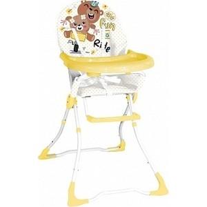 Стульчик для кормления Lorelli Marcel Желтый Yellow Bears 1930
