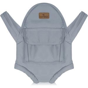 купить Сумка-переноска Кенгуру Lorelli Holiday Серый Grey 0001 дешево
