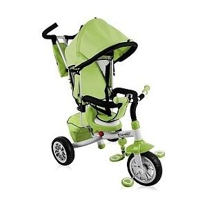 Велосипед трехколесный Lorelli B302A(1005009) Green&Grey1602