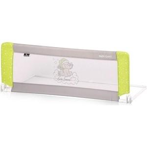 Защитный барьер для кроватки Lorelli Night Guard 1018002 Зелено-серый Green&Grey Elephants 1937