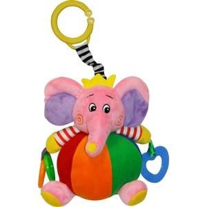 Подвесная игрушка Lorelli Toys Слоник 1019091 Розовый 1301