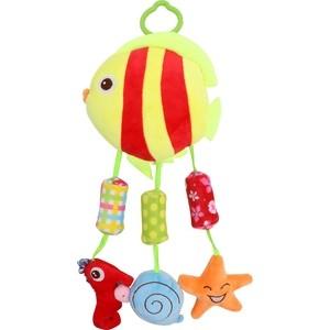 Подвесная мягкая игрушка Lorelli Toys Рыбка и компания 1019123 0001 развивающая игрушка lorelli toys обними меня мартышка 10191260001