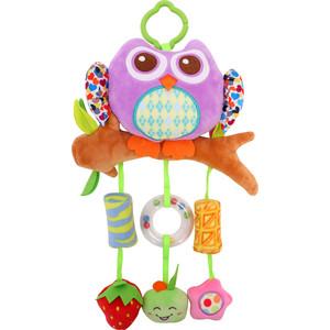 Подвесная мягкая игрушка Lorelli Toys Сова и компания 1019123 0004