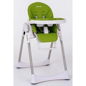 Стульчик для кормления Lorelli Стульчик для кормления Glamvers MAMMA Зеленый Green всё для кормления