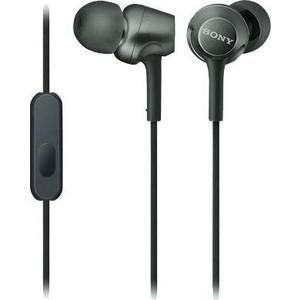 Наушники Sony MDR-EX255AP black sony mdr xb450 black