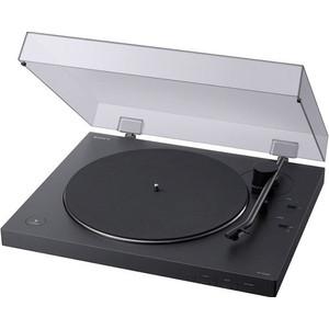 Виниловый проигрыватель Sony PS-LX310BT black sonance ps p43t black