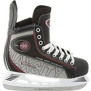 Хоккейные коньки MaxCity CALGARY MC - IS000053 Черный (46)
