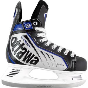 Хоккейные коньки MaxCity OTTAWA MC - IS000059 Черный (37)