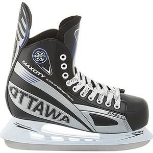 Хоккейные коньки MaxCity OTTAWA+ MC - IS000060 Черный (39)