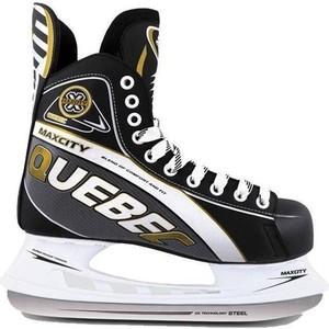 Хоккейные коньки MaxCity QUEBEC MC - IS000061 Черный (44)
