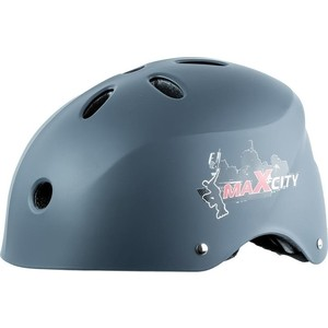 Шлем детский MaxCity COOL MC - PH000090 Серый (M)