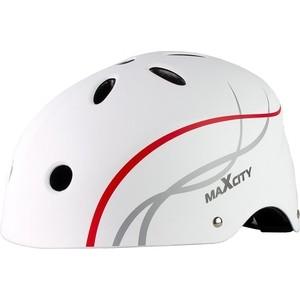 Шлем детский MaxCity ROLLER LINER MC - PH000114 Белый (М)