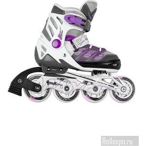 Роликовые коньки MaxCity PUNTO MC - RS000011 Фиолетовый (31 34)