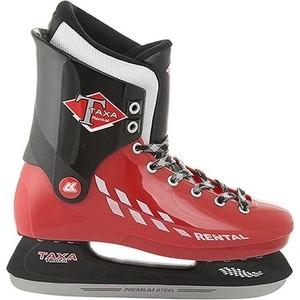 Хоккейные коньки TAXA RENTAL RH - 1 TX - IS000022 - Терракот (44) цена