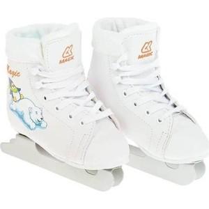 Детские коньки CK MAGIC - IS000001 Белый (32)