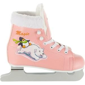 Детские коньки CK MAGIC - IS000001 Розовый (25)