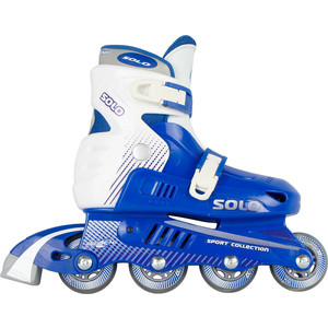 Роликовые коньки CK SOLO - RS000030 Синий (31 34)