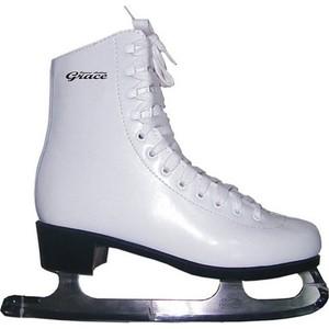 Фигурные коньки CK GRACE leather - IS000034 Белый (34)