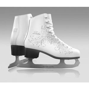 Фигурные коньки CK LADIES fur Classic - IS000031 Белый (32)