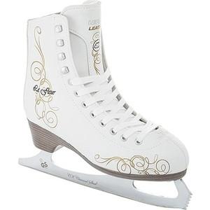 Фигурные коньки CK LE FLEUR fur - IS000043 Белый (34)
