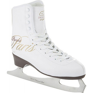 Фигурные коньки CK PARIS LUX fur - IS000046 Белый (42)