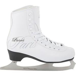 Фигурные коньки CK PARIS LUX tricot - IS000047 Белый (42)
