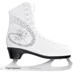 Фигурные коньки CK PRINCESS LUX leather 100% - IS000040 ПГ (40)