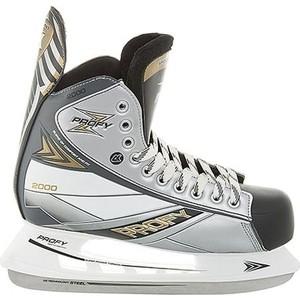 купить Хоккейные коньки CK PROFY Z 2000 CK - IS000062 - Серый (38) дешево