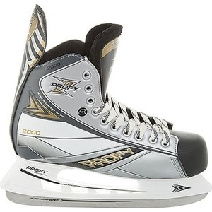 купить Хоккейные коньки CK PROFY Z 2000 CK - IS000062 - Серый (46) дешево