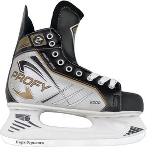 купить Хоккейные коньки CK PROFY Z 2000 ПГ CK - IS000063 - ПГ (39) дешево