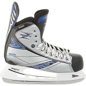 купить Хоккейные коньки CK PROFY Z 5000 CK - IS000065 - Серый (46) дешево