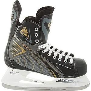Хоккейные коньки CK SENATOR GRAND GT CK - IS000076 - Черный (46) цена в Москве и Питере