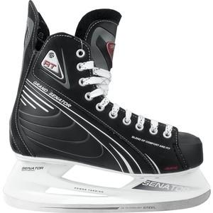 Хоккейные коньки CK SENATOR GRAND RT CK - IS000077 - Черный (46) цена в Москве и Питере