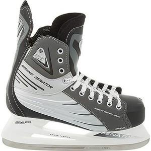 Хоккейные коньки CK SENATOR GRAND ST CK - IS000078 - Серый (47) цена в Москве и Питере