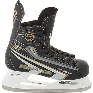 Хоккейные коньки CK SENATOR GT CK - IS000073 - Черный (47) цена в Москве и Питере