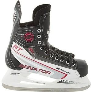 Хоккейные коньки CK SENATOR RT CK - IS000074 - Черный (46) оплетка на руль senator vermont экокожа цвет черный диаметр 40 см