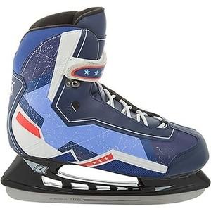 Хоккейные коньки CK Молодежка MHS MD - IS000050 Синий (35)