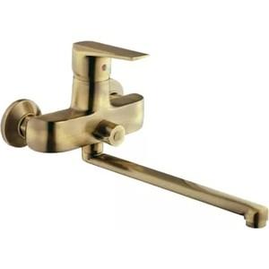 цены Смеситель для ванны Frap Н30-4 бронза (F2230-4)