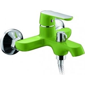 Смеситель для ванны Frap Н33 зеленый (F3233)
